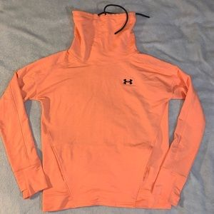 Under Armour Cowl Neck Top